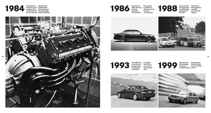 AMG GT timeline