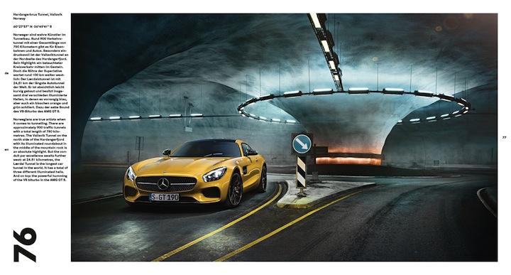 AMG GT tunnel
