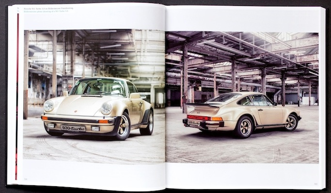 Porsche 911 Turbo spread2