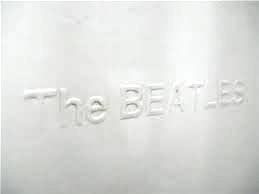 The Beatles emboss