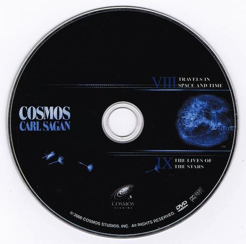Cosmos TravelsST-DVD