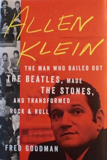 Allen Klein cover