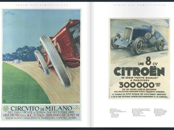 Car Poster race