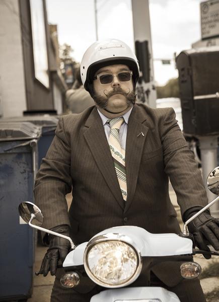 Motorcycle Passion gentlemen