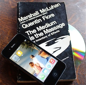 Medium is Massage random
