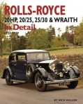 Rolls-Royce 20 HP, 20/25, 25/30 & Wraith in Detail, 1922–1939