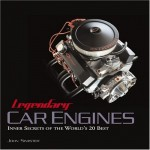Legendary Car Engines: Inner Secrets of the World's 20 Best