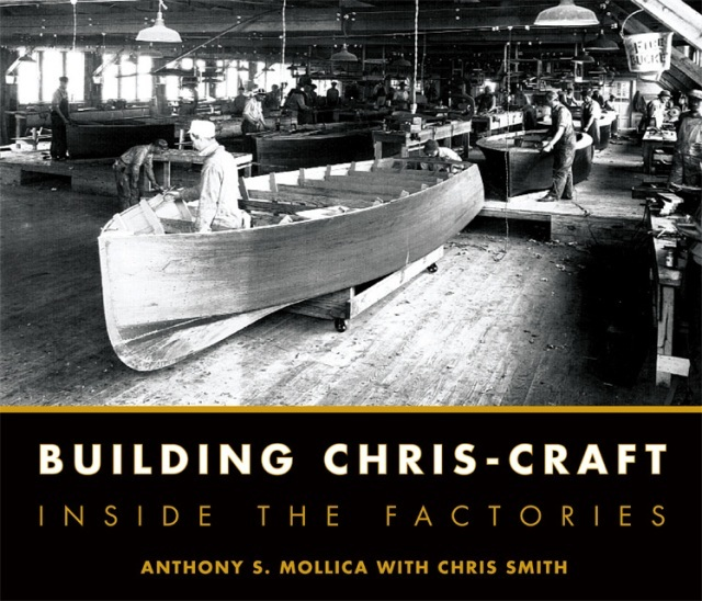 Building Chris Craft Inside The Factories