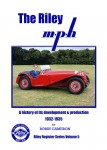 The Riley M.P.H.: A History of Its Development & Production 1932–1935