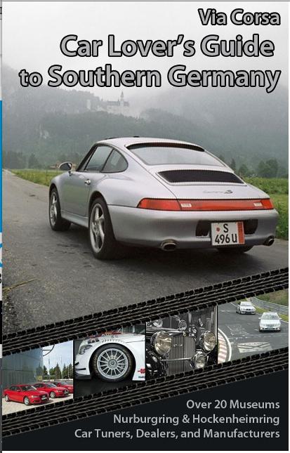 » Via Corsa Car Lover's Guide