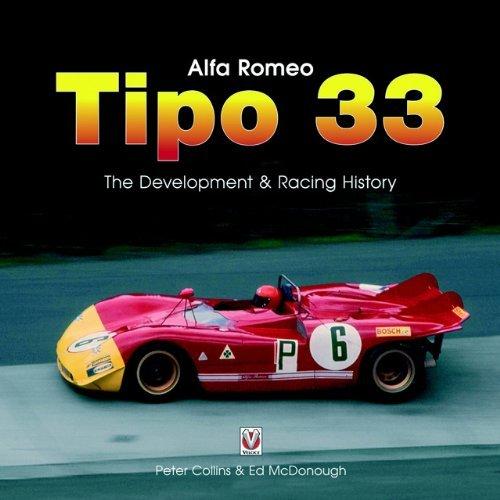 » Alfa Romeo Tipo 33: The Development And Racing History