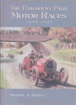 The Fairmount Park Motor Races: 1908–1911