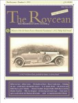 The Roycean: From Manchester to Crewe, via Derby, No. 4