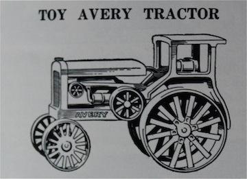 Arcade tractor
