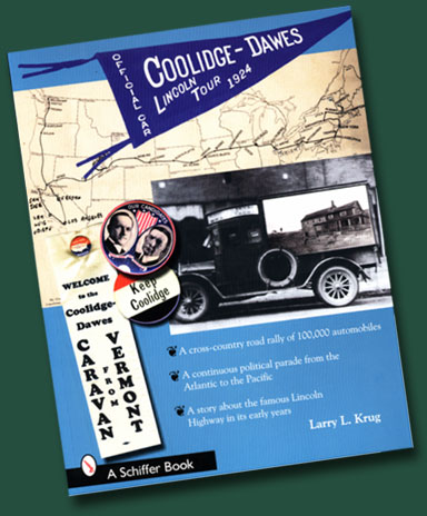 1924 Coolidge-Dawes