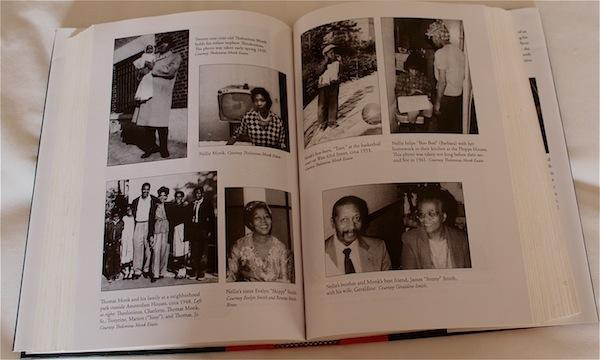 TheloniousMonk family