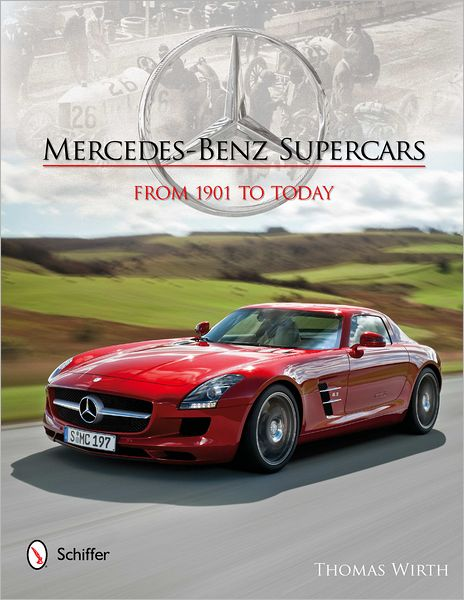 Mercedes-Benz Supercars