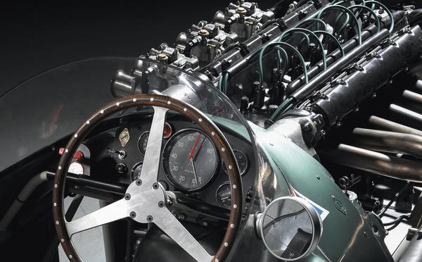 AstonMartin cockpit