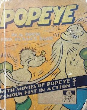 Popeye cover
