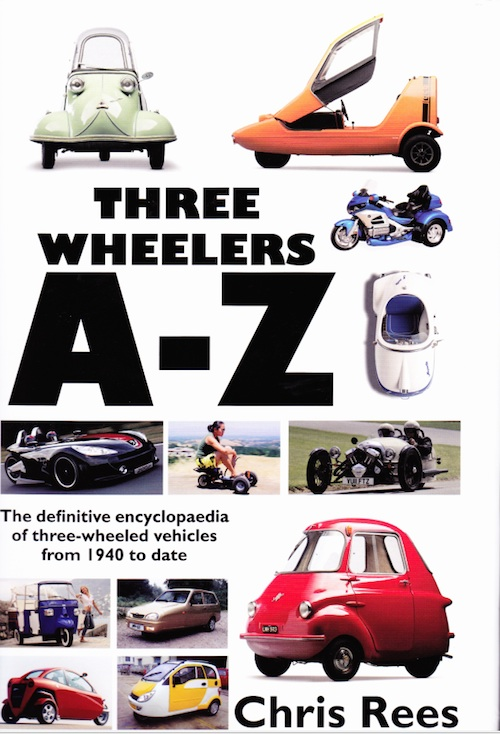 Threewheelers A-Z