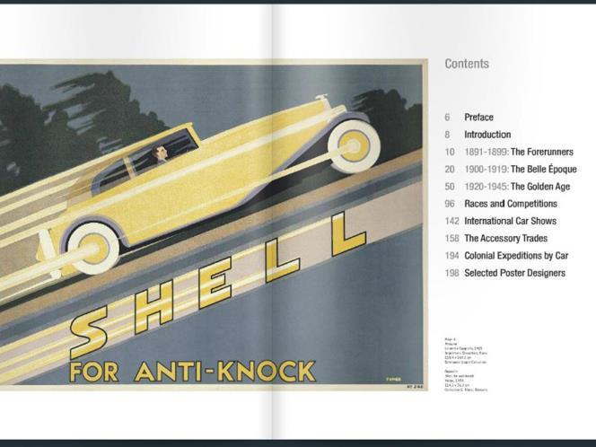 Car Poster toc