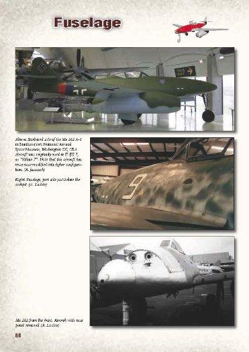 MesserschmittSchwalbe fuselage