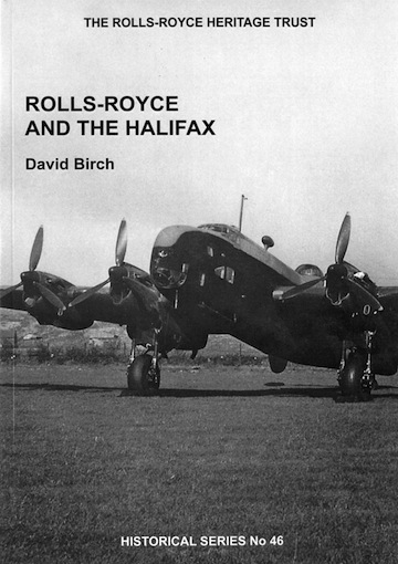 Rolls Halifax