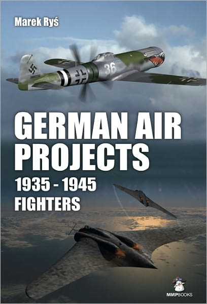 German Air Projects Fighters