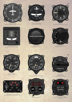 German Aircraft Instrument 1