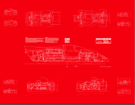 Porsche 917 Archive full cover
