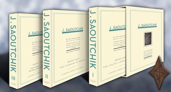 Saoutchik covers I to III