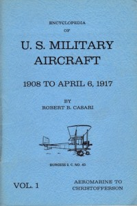 Encyclopedia of U.S. Military Aircraft
