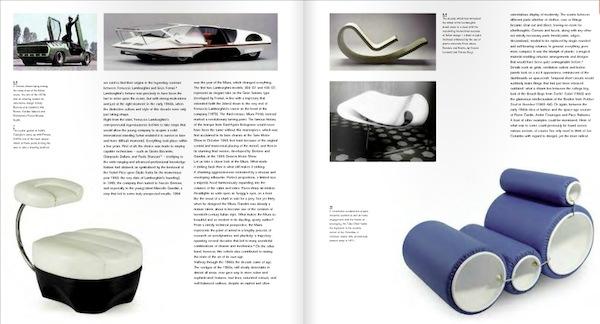 Lambor 100 design