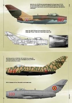 MiG-15 color