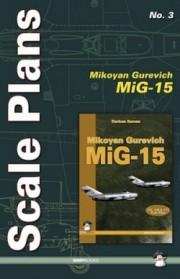MiG-15 scale
