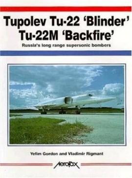 Tu22 aerofax