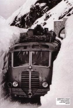 berliet snow