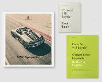Porsche918  set