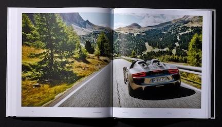 Porsche918 spread