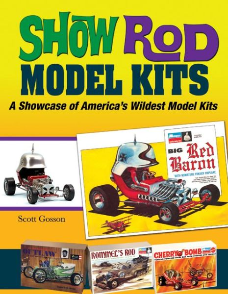 Show Rod Model Kits