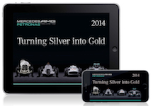 Turning Silver app