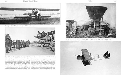 Belgian Air Service spread