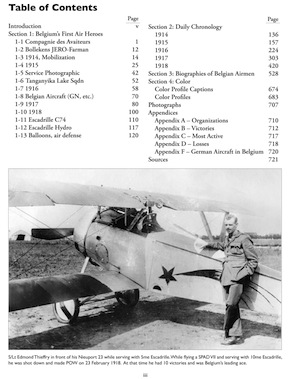 Belgian Air Service toc