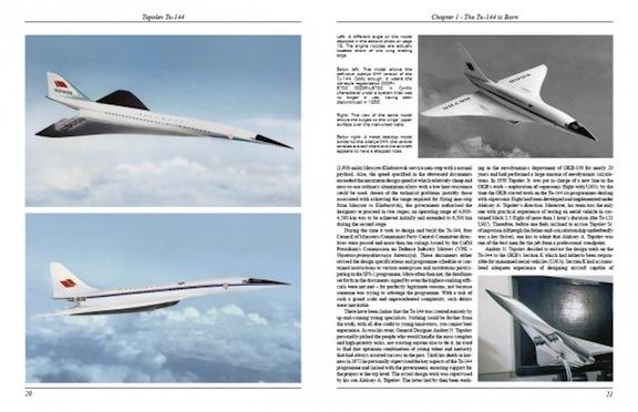 Tupolev Tu144 pics