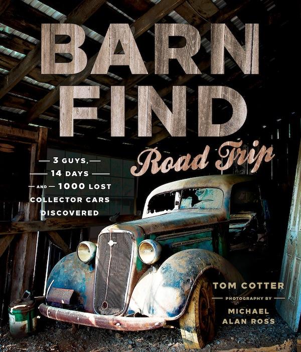 barn find road