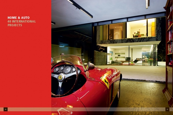 Auto Tecture Unique Designs For The Contemporary Garage