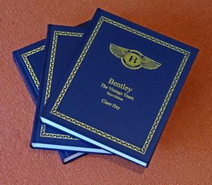 Bentley Vintage Yrs set