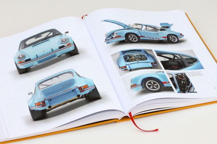 Carrera RS blu