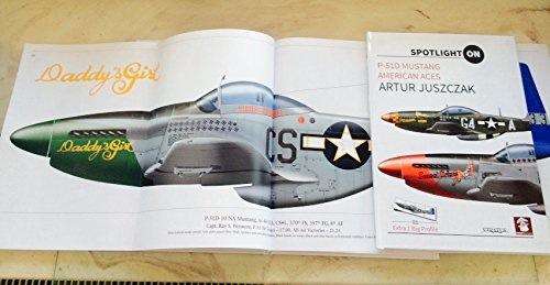 P-51D Aces foldout