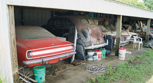 Amazing Barnfinds shed